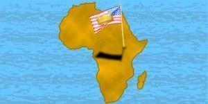 """Un americano se """"adueña"""" de un territorio africano para que su hija sea princesa."""