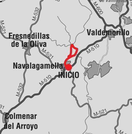 Los molinos del río Perales.