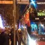 Un recorrido de lo más navideño a bordo del Navibús