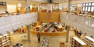 Las bibliotecas de la ciudad amplían su horario para los exámenes.