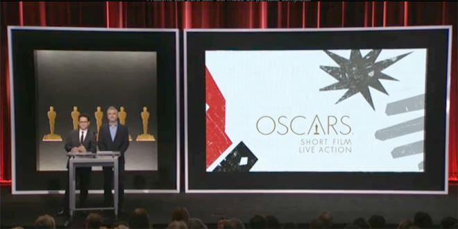 Oscar 2015: los nominados.