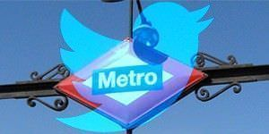 Mensajes para pasajeros desconocidos, nueva iniciativa en el Metro.