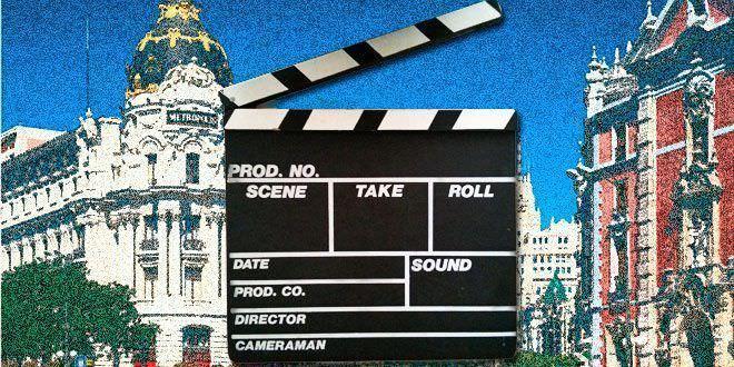 Rincones de Madrid para el cine