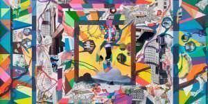 En febrero, Madrid se llena de arte contemporáneo.