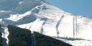 Cerrada la estación de esquí La Pinilla por avería.