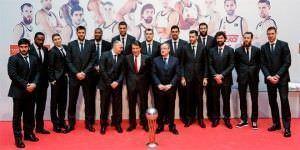 El Real Madrid, nuevo campeón de la Copa del Rey de baloncesto.