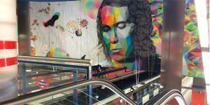 Hoy se abre al público la nueva estación de metro de Paco de Lucía.