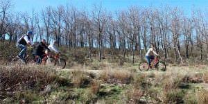 Nuevas rutas para ir en bici en el Parque Nacional de Guadarrama.