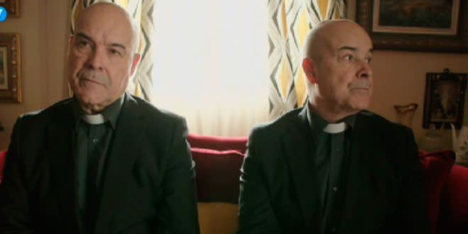 Resines se duplica en una nueva serie en Telecinco. Foto: Telecinco