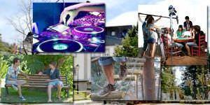 Multiaventura, inglés, música... propuestas para jóvenes este verano.