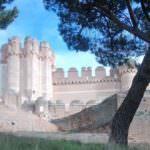 Ruta al castillo de Coca por su senda de pinares: arte y naturaleza