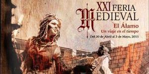 Bodas medievales, aquelarres, dragones y más sorpresas en El Álamo.