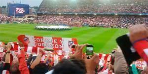 Oblak 0 – 0 Real Madrid. Foto: Eduardo Domínguez
