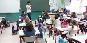 Prueba de conocimientos para los alumnos de 3º de Primaria.