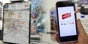 Nueva 'app' para moverse en transporte público.
