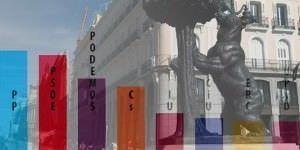 Primer sondeo del CIS para las elecciones autonómicas y municipales.