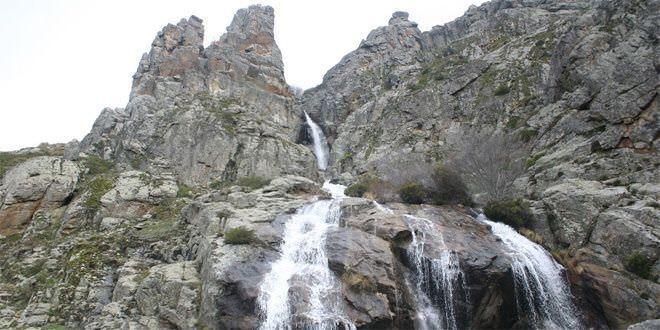 Ruta a la Chorrera de los Litueros: la cascada más alta de Madrid.