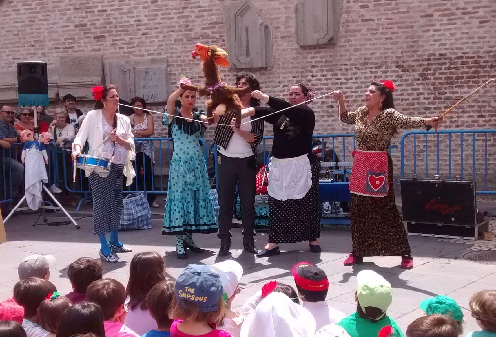 San isidro fiestas patrón Madrid 2019