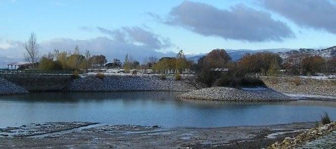senda del agua laguna salmoral