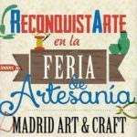 Los artesanos madrileños toman Recoletos