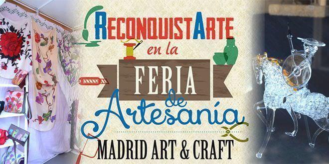 Los artesanos madrile os toman recoletos el mirador de - Artesanos de madrid ...