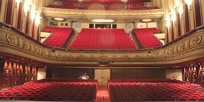 Canceladas todas las funciones del teatro nuevo apolo precintado por el ayuntamiento el - Teatro coliseum madrid interior ...