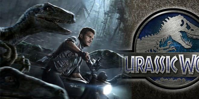 EStrenos de cine Jurassic World