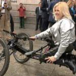 Gema Hassen-Bey: «Subiré el Kilimanjaro en silla de ruedas para ayudar a otros»