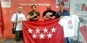 El surf madrileño participa por primera vez en el Campeonato de España