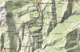 cerro larda mapa