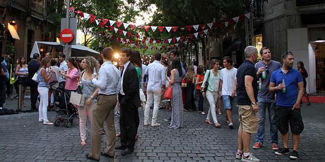 Fiesta San Jorge Juan