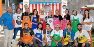 Nuevo concurso para cocineros, esta vez sobre ruedas.