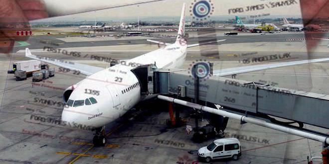 aviones huelga