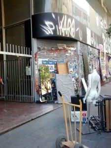 Café Comercial y Mercado de Fuencarral, adiós a dos joyas de la ciudad.