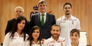 El equipo español de karate viaja a Nicaragua para el campeonato iberoamericano. Foto: CSD