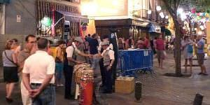 Fiestas de San Cayetano, San Lorenzo y La Paloma.
