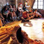 El teatro se cuela en las casas de los pueblos más recónditos