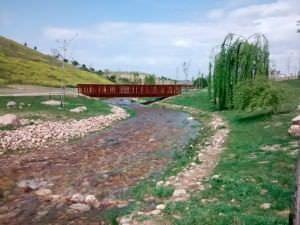 El parque de Felipe VI ofrece rutas guiadas en verano.