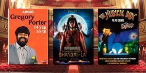 El teatro Nuevo Apolo volverá a abrir el 14 de septiembre.