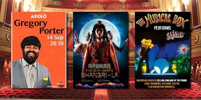 El teatro Nuevo Apolo volverá a abrir el 14 de septiembre