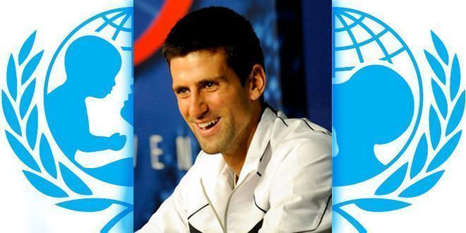 Djokovic Unicef