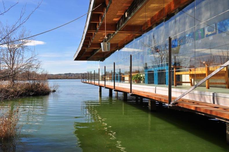 Laguna del campilo centro ambiental