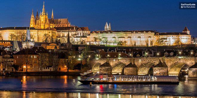 Praga vistas