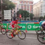 La Vuelta Ciclista a España enfila su conclusión en Madrid