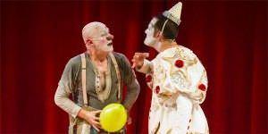 homenaje a los payasos y al mundo del circo en el Price.