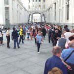 Éxito en la primera jornada de puertas abiertas al Ayuntamiento de Madrid