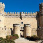 El Castillo de Manzanares El Real abre gratis mañana