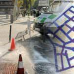 Continúa la limpieza intensiva en 18 distritos de la ciudad