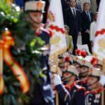El día de la Hispanidad, desfile militar y acceso libre a los museos