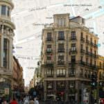 Más espacio para peatones en el área de Canalejas